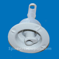 "Marquis Spas Swirl Silver Jet, Measures 2 3/4"" Across The Face - 966681"