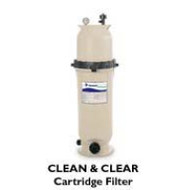 Clean & Clear 100 Square Foot Filter Cartridge