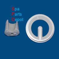 Caldera Spas Jet, Euro Roto Inserts (2001 To 2006) - 72586 - 005006