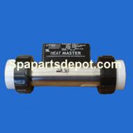 "Hydro-Quip Whirlpool Bathtub Heater 1.5"" Vacuum or Pressure, 120V 1500 Or 240V 2000 Watts"