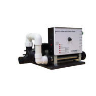 HydroQuip BES-6000-HC / BES-6005-HC Series Baptismal Equipment: (Choose Model)