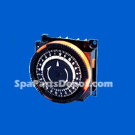 TIME CLOCK DIEHL110V ,  24 HOUR, SPDT, 5 LUG / TA 4079
