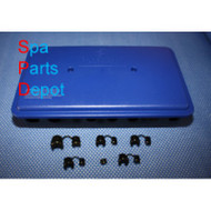 Caldera Spas Advent Control Box Part Number 73181 Replaced By 77089 Main Board Only (Heater Board Not Included)