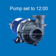 "Sta-Rite Dura-Jet 1.5HP 2-Speed 230 Volt Pump 2"" - BN34-20-DJ"