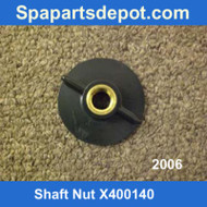 Master Spas 2006 Shaft Nut X400140