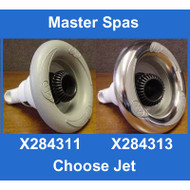 "Master Spas 5"" Power Storm Directional With M.S. Logo Grey Or Stainless"