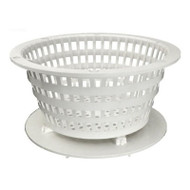 Waterway Dyna-flo Low Profile Basket Assembly, White Part # 500-2680