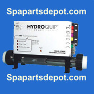 HYDRO QUIP CS6200 ECO-2 SPA CONTROL WITH TOPSIDE & CORDS 3-70-0909
