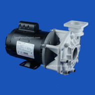 Jacuzzi White Pump 1.0 Hp 115V  Clearance Sale Item - 2000-063_2500-207