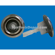 """Pentair, Cyclone Micro Jet, Directional Stainless Steel Gray 3"""" Face, Part # 94013135"""