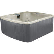The Solstice Portable Spa from FreeFlow Spas 7 Seating Positions