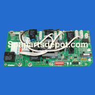 Master Spas PC BOARD FOR MS1500 - X801096