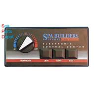 3 Button EP-1200/3 9 pin plug & 6ft cord