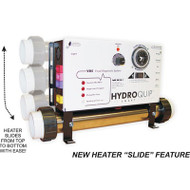 Hydro Quip  Air Conversion  W/Slide HTR W/Install Kit - CS6009 Series Air Switch Choose Model