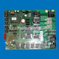 Master Spas MAS 560 PC BOARD (NO LONGER AVAILABLE) - X801050 USE MS8000 Retro For Mas 560