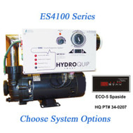 Hydro Quip ES4100 Series (Choose Pump HP And Voltage) ES4100