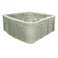 The Monterey Portable Spa from FreeFlow Spas 7 Seating Positions
