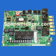 Master Spas PC BOARD, MAS 500 - X801020