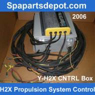 Master Spas 2006 H2X Control Box - Y-H2XCNTRLBOX