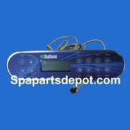 Balboa ML900 TOPSIDE CONTROL PANEL 52654-01