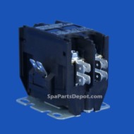 Hydro Quip Contactor, DPST, 120V, 50A, Part # 35-0014