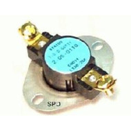 Sundance Disk Hi-Limit Thermal Fuse (NO CAPILLARY)