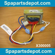 Master Spas 120V Balboa Transformer (V/N 30270-1; used for MS8000 Disp. Conversion) X300005