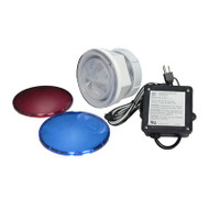 Be-Lit Spa Light w/internal air switch 110/12V (specify cord type)