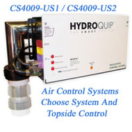 Hydro Quip CS4009-US1 / CS4009-US2 Slide Heater Series Air Control System