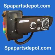 Hydro Quip  120V Spa Control w/GFCI Cord - CS-500T-A