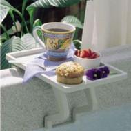 AquaTray Spa Hot Tub Side Table, Drink  Holder / Book / Phone