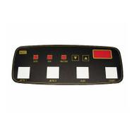 Face Place, Digital 4 Button LGC