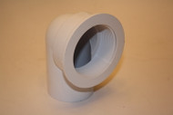 Freeflow Spas Suction Adapter Fitting, 90 Degree, Part # 303191