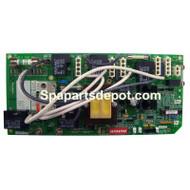 Artesian Spas, Circuit Board, MVS504,Part # OP33-0612-08CB