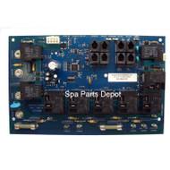 Vita Spa, Circuit Board, PG1 (Graphic)