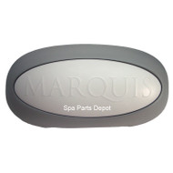 Marquis Spa Pillow, 2 Piece, 2009-2012, Gray