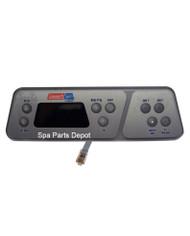 Coleman Spa Control Panel, 400 XL (94-00)