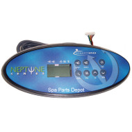 Dynasty Spa Control Panel, K52, 2 Pump