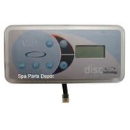 Vita Spa Control Panel, L100/200 5