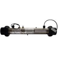 Balboa Heater Assembly, Flo-Thru, 3.0 KW, With Sensors