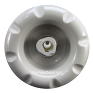 Coleman Spa Jet Internal, Cyclone, Roto, Silver, 8 Scallop 5-1/2""