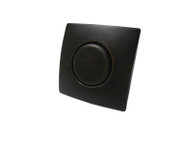 AIR BUTTON TRIM: #20 DESIGNER TOUCH, OLD WORLD BRONZE, SQUARE - 951994-000