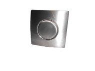 AIR BUTTON TRIM: #20 DESIGNER TOUCH, TRIM KIT, SATIN NICKEL, SQUARE - 951981-000