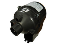 BLOWER: 1HP, 120V, WITH AIR SWITCH CONTROL & HEATER, MAX SERIES - 1-10-0110