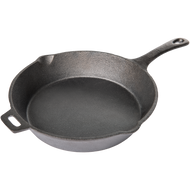 10.5 INCH CAST IRON SKILLET - BAC383
