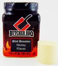 Butcher BBQ Bird Booster Honey 12oz.