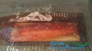 Cedar Plank Salmon on the Traeger