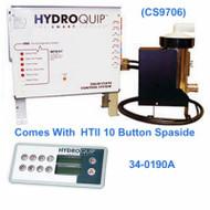 Hydro Quip Lo-Flo Circulation Deluxe Control System CS9706-U-LFC