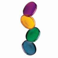 (4) Colored Light Lenses