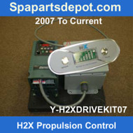 Master Spas H2X 2007 To Current Propulsion Control - Y-H2XDRIVEKIT07 Will Be replaced By Y940469